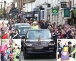 Nước Anh tưng bừng kỷ niệm sinh nhật lần thứ 90 của Nữ hoàng Anh