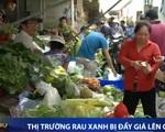 TP.HCM: Giá rau xanh cao gấp 5 lần ngày thường