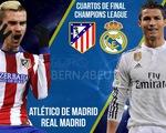 Hậu bán kết lượt đi: Lịch sử ủng hộ derby Madrid ở chung kết