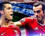 Lịch thi đấu và trực tiếp bán kết EURO 2016 hôm nay: Bồ Đào Nha – Wales (VTV3 & VTV3HD, VTV9)
