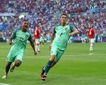 EURO 2016, Bồ Đào Nha 3-3 Hungary: Ronaldo lập cú đúp đưa BĐN đi tiếp