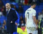 Ronaldo lần đầu tiên có thể nghỉ ngơi kể từ đầu mùa giải