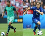EURO 2016, Croatia – Bồ Đào Nha: Ai sẽ quyết định trận đấu?