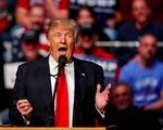 Tỷ phú Donald Trump giành chiến thắng ở bang Indiana