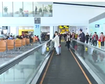 Sân bay Nội Bài không còn ùn tắc do hạ tầng được cải thiện