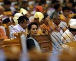 Bà San Suu Kyi có tên trong nội các mới của Myanmar