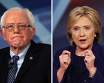 Bầu cử Tổng thống Mỹ: Cạnh tranh nội bộ đảng Dân chủ chưa ngã ngũ