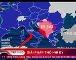 Thổ Nhĩ Kỳ - chiếc phao cứu sinh của châu Âu giữa làn sóng người tị nạn