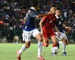 VIDEO: Xem lại trận bán kết U16 Campuchia 0-1 U16 Việt Nam