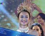 Xem lại phần ứng xử giúp Thu Ngân giành vương miện Hoa hậu Bản sắc Việt toàn cầu