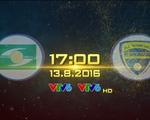TRỰC TIẾP Vòng 20 V.League, SLNA 0 - 0 FLC Thanh Hóa: Hiệp 1