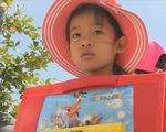 Hành trình 'Tôn Hoa Sen - cùng em đi học' tại Quảng Bình