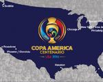 Lịch thi đấu và tường thuật trực tiếp Copa America 2016 từ ngày 4/6 - 15/6