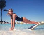 Vượt Taylor Swift, Stella Maxwell giành ngôi Người phụ nữ đẹp nhất thế giới
