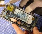 Cận cảnh mổ xẻ siêu phẩm Samsung Galaxy S7