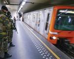 Bỉ: Tàu điện ngầm ở Brusels sắp hoạt động trở lại