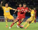 Lịch thi đấu và trực tiếp vòng 17 V.League 2016: Tâm điểm FLC Thanh Hoá – B. Bình Dương