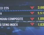 Sắc đỏ bao trùm thị trường chứng khoán châu Á
