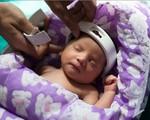 Thiết bị chẩn đoán nhanh bệnh điếc ở trẻ sơ sinh