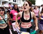 30 người đàn ông cùng cưỡng bức một thiếu nữ 16 tuổi ở Brazil