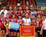 VTV tường thuật trực tiếp Vòng 1 giải Bóng chuyền Vô địch quốc gia 2016