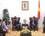 Thủ tướng tiếp Chủ tịch Tập đoàn TCC Holding Thái Lan
