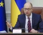 Thủ tướng Ukraine tuyên bố từ chức