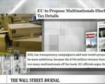 EC buộc Google, Facebook tiết lộ tiền thuế sau vụ Hồ sơ Panama