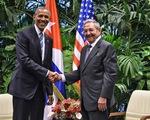 Tổng thống Mỹ, Chủ tịch Cuba hội đàm lịch sử