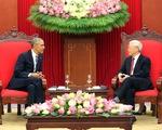 Tổng thống Obama: Việt Nam là đối tác quan trọng của Hoa Kỳ trong khu vực