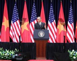 Tổng thống Obama xúc động trước sự thân thiện của người dân Việt Nam