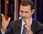 Tổng thống Syria cam kết giành lại quyền kiểm soát đất nước