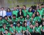Trại hè thanh thiếu niên kiều bào và tuổi trẻ: Hun đúc tình yêu quê hương