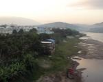 Trung Quốc xả nước về hạ lưu sông Mekong
