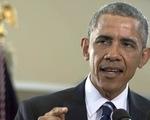 Tổng thống Mỹ: Không nên coi thường mối đe dọa từ IS