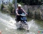 Nước ngập như sông giữa lòng Thủ đô sau 6 ngày bão qua