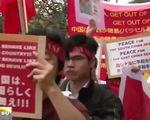 Người Việt tại Đức tuần hành phản đối Trung Quốc