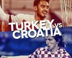 Bảng D EURO 2016, Croatia – Thổ Nhĩ Kỳ: 20h00 TRỰC TIẾP trên VTV6 & VTV6HD