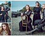 Dàn sao nữ Game of Thrones đua nhau đọ dáng