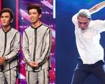 Vietnams Got Talent: Bộ đôi kẹo kéo đối đầu chàng trai bẻ xương