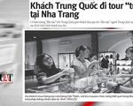 Tour tù đưa du khách Trung Quốc du lịch Nha Trang vi phạm Luật cạnh tranh
