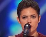 Americas Got Talent: Cô gái ung thư gây xúc động với phần thi đầy nước mắt