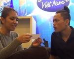 Vietnam Idol: Chàng Vịt Beatbox liên tục làm khó cô gái Philippines