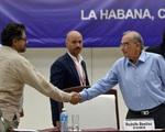 Colombia đạt được Hiệp định Hòa bình lịch sử