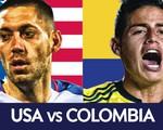 TRỰC TIẾP Mỹ 0-1 Colombia (Hết H1): Chủ nhà chưa thể có bàn gỡ