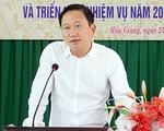 Tổng bí thư chỉ đạo tiếp tục làm rõ dấu hiệu vi phạm liên quan đến ông Trịnh Xuân Thanh
