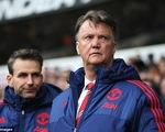 """Thua tan tác, HLV Van Gaal vẫn tin Man Utd là """"cửa trên"""" so với Tottenham"""