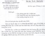 Hà Nội: Xét tốt nghiệp THCS từ ngày 16/5