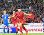 TRỰC TIẾP Việt Nam 2-0 Syria: Công Vinh gọi, Văn Quyết trả lời