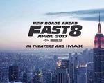 Poster đầu tiên của Fast & Furious 8